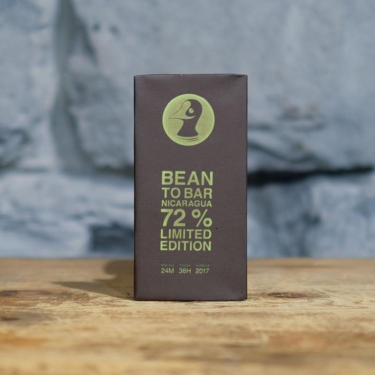 Bean to Bar Limited Edition 72% Nicaragua 80g