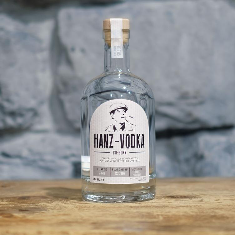 Hanz Vodka 70cl